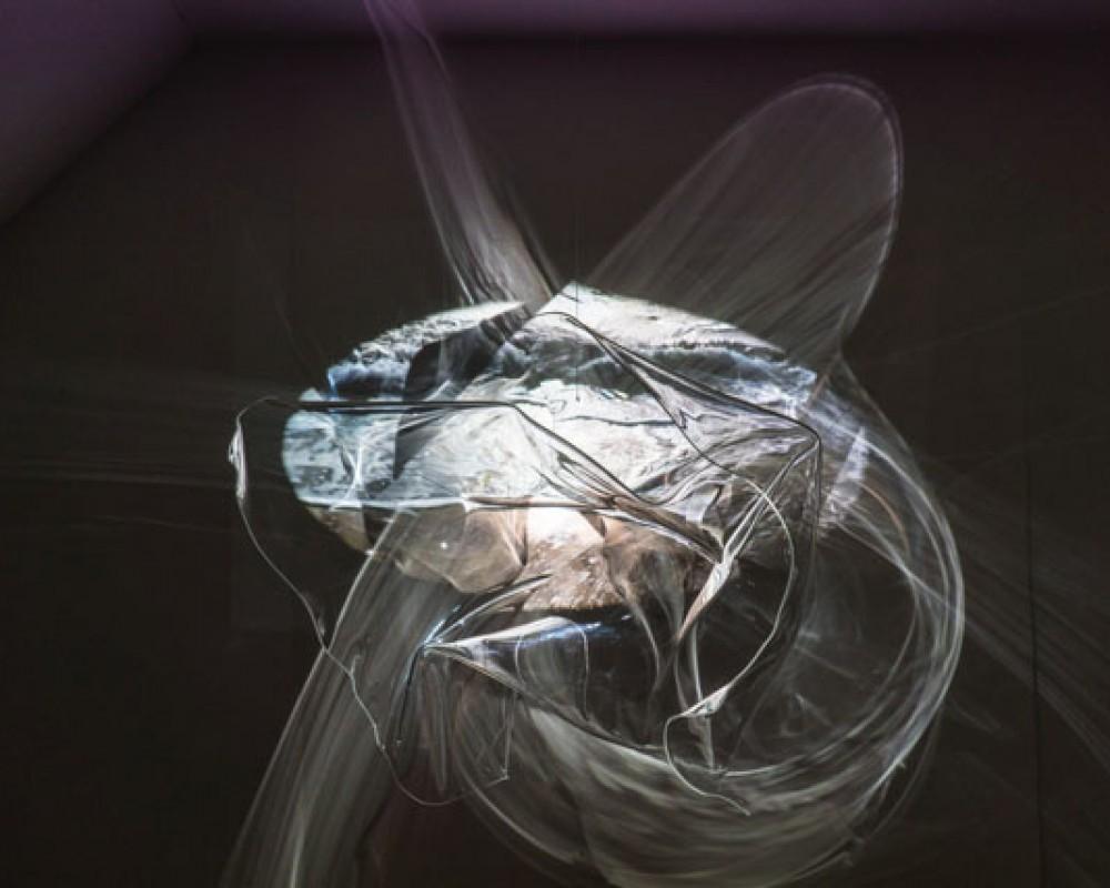 Lightinstallation Liquid Spirit